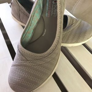 Bobs by Sketchers Gray Sneaker